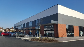350 Basingstoke Road, Reading nears completion