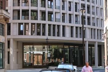 'DSDHA's Cleland House unveiled in Westminster…