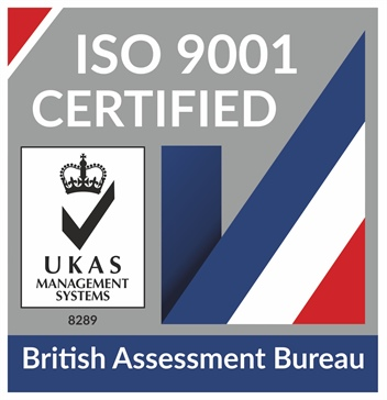 Manhire Associates are now ISO 9001:2015 Certified!