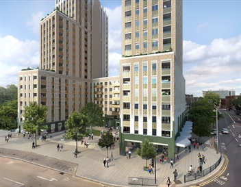 Quality secures planning consent for proposed tallest development in Wembley