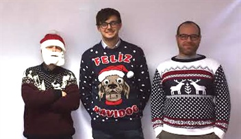 Merry Christmas from all at Manhire Associates...