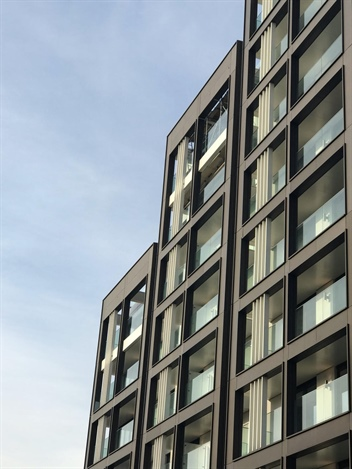 Verto nearing completion in Reading….