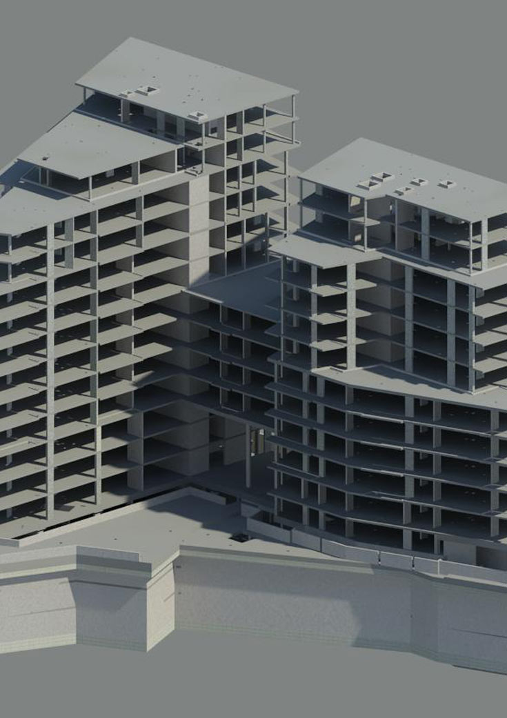 We use 3D modelling tools and are investors in BIM